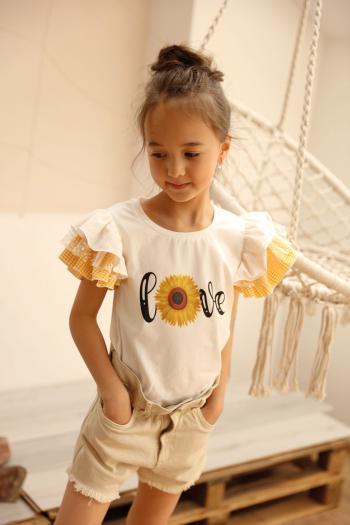 Bluzeczka ze słonecznikiem