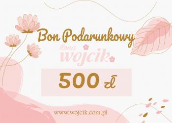 Bon podarunkowy 500zł